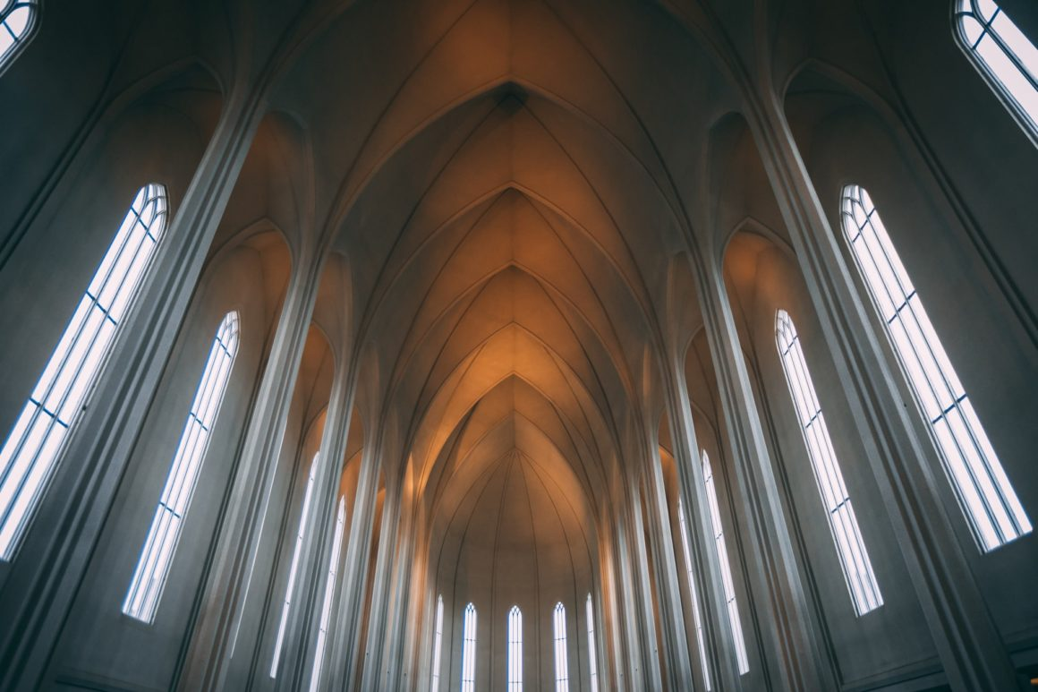 The Beauty of the Sanctuary