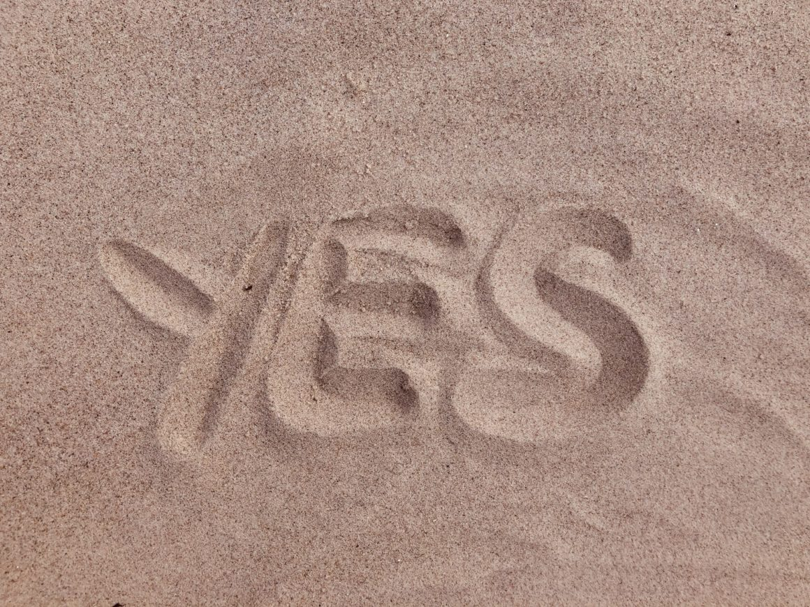 Breakthrough – Say Yes to the Season of YES!